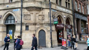 College green tourist office