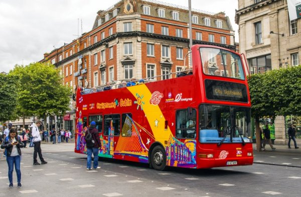 City Sightseeing Dublin 48hr Tour