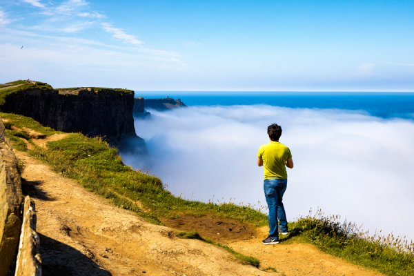 Cliffs Of Moher Tour – 'Premium'
